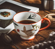 Load image into Gallery viewer, picture of a handpainted coffee mug 7