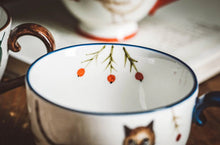 Load image into Gallery viewer, picture of a handpainted coffee mug 9