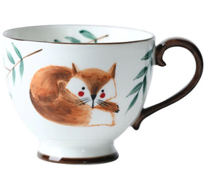 picture of a handpainted coffee mug 14