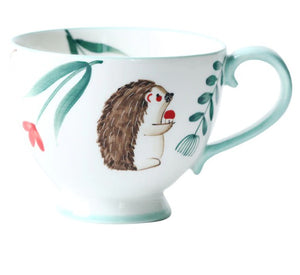picture of a handpainted coffee mug 16