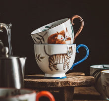 Load image into Gallery viewer, picture of a handpainted coffee mug 3