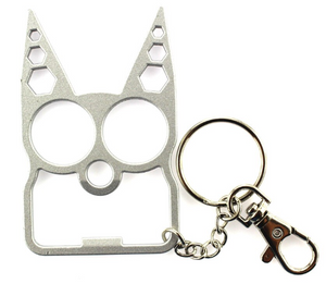 Minimalist Cat - Bottle Opener & Keychain