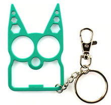 Load image into Gallery viewer, Minimalist Cat - Bottle Opener & Keychain