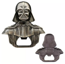 Load image into Gallery viewer, darth vader bottle opener - star wars