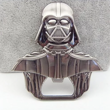 Load image into Gallery viewer, darth vader bottle opener - star wars 2