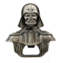 Load image into Gallery viewer, darth vader bottle opener - star wars 3