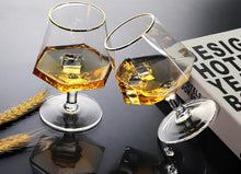 Load image into Gallery viewer, The Hexagonal - Whisky Glass