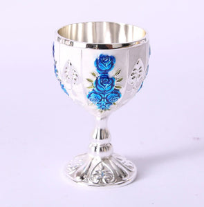 fancy medieval shot glass 3