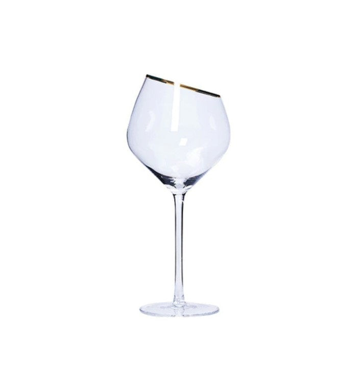 The Oblique - Wine Glass