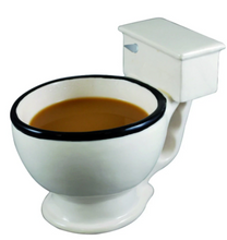Load image into Gallery viewer, toilet white mug5