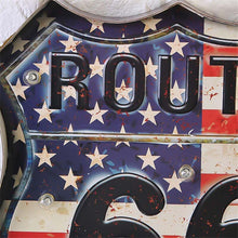Load image into Gallery viewer, Route 66 - Vintage Led Sign