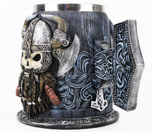 Load image into Gallery viewer, picture of a viking beer mug 3