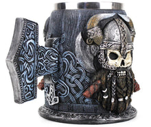 Load image into Gallery viewer, picture of a viking beer mug 4