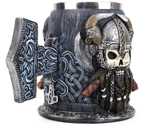 picture of a viking beer mug 4