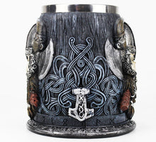 Load image into Gallery viewer, picture of a viking beer mug 5