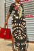 PansyGal Africa Pride Maxi Dress