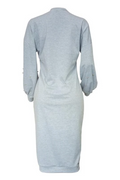 PansyGal Quiet And Shine Sweatshirt Dress