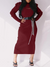 PansyGal Puff-Sleeve Crop Top & Cami Dress Set - only M left
