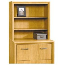OF4S Outlet State Street Hutch For Lateral File, 32 1/8