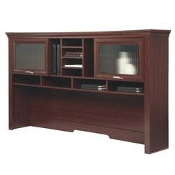 Realspace Outlet Magellan Performance Hutch For L-Desk, Cherry