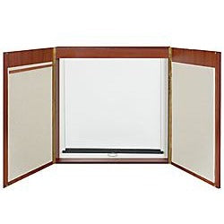 Quartet Veneer Conference Room Cabinet, 48
