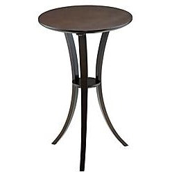 Adesso Montreal Outlet Pedestal Table, 30
