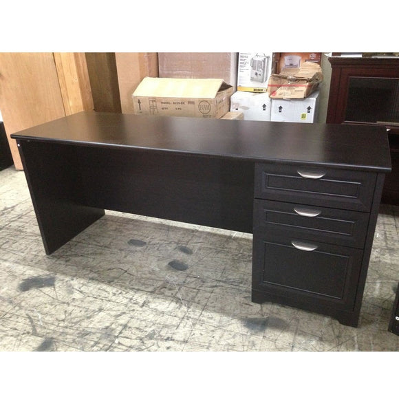 (Scratch and Dent) Magellan Performance Outlet Collection Outlet Executive Desk, 30