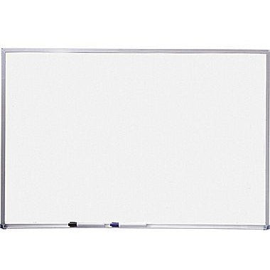 (Scratch & Dent) Quartet Dry-Erase Board With Aluminum Frame, 36