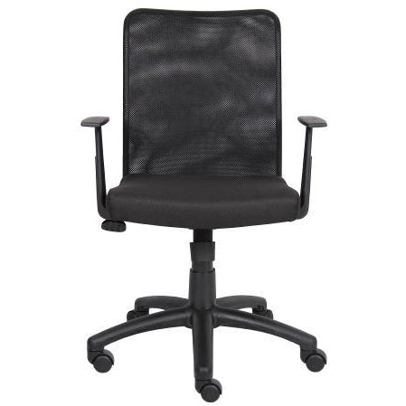 Porson Ergonomic Mesh Task Chair, Black