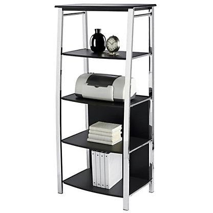 (Scratch & Dent) Realspace Mezza Outlet Bookcase, 59 4/5