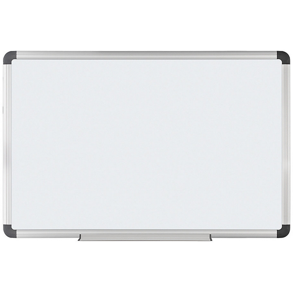 FORAY Outlet Magnetic Dry-Erase Boards With Aluminum Frame, 36