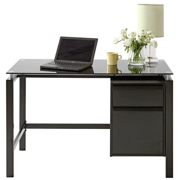 Realspace Lake Point Outlet Writing Desk, 28 7/8