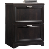 "Realspace Outlet Magellan Collection 2-Drawer Lateral File Cabinet, 30""H x 23 1/2""W x 16 1/2""D, Espresso"