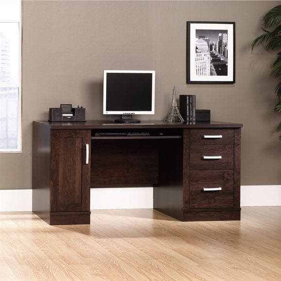 (Scratch & Dent) Sauder Outlet Office Port Computer Credenza, 29 1/2