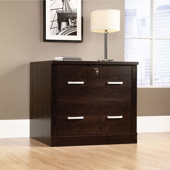 Sauder Office Port Outlet Collection, Laminate Lateral File, 29 1/2