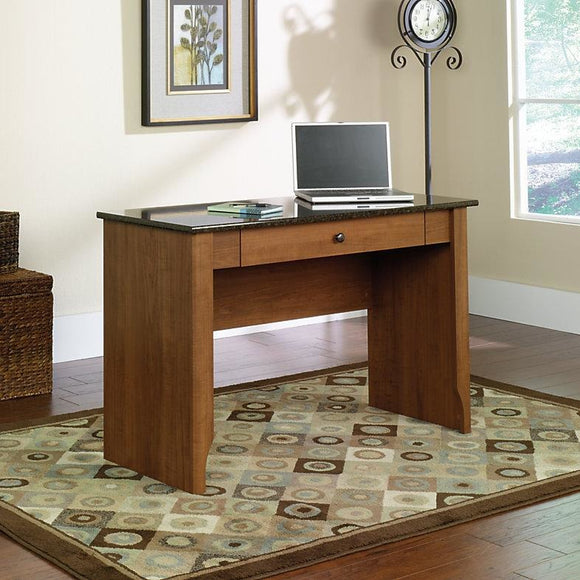 Sauder Appleton Outlet Faux Marble Top Writing Desk, 30