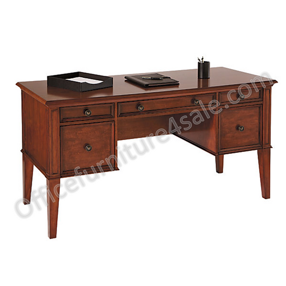 Realspace Picadilly Writing Outlet Desk, 30 1/2