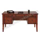 "Realspace Picadilly Writing Outlet Desk, 30 1/2""H X 60""W X 26""D"