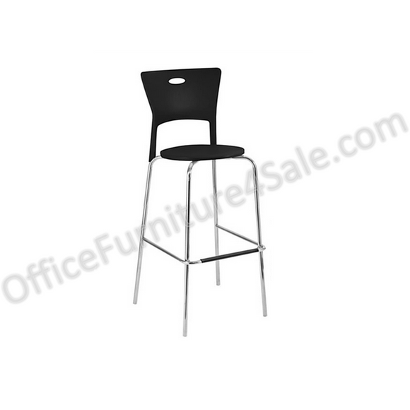 LumiSource Outlet Mimi Bar Stool, 44 3/4