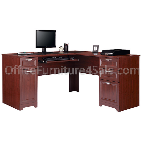 (Scratch and Dent) L-Shaped Outlet Desk, 60