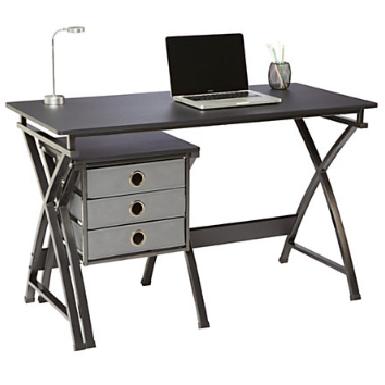 Brenton Studio Outlet X-Cross Desk And File Set, 29 1/2