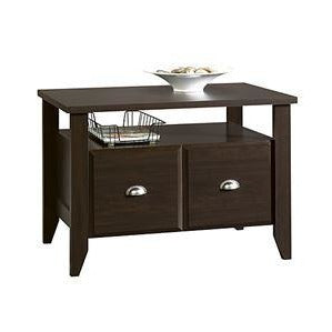 Sauder Shoal Creek Utility Stand, 1-Drawer, 24 1/4