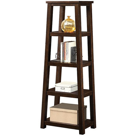 Whalen Outlet Triton 5-Shelf Bookcase, 60