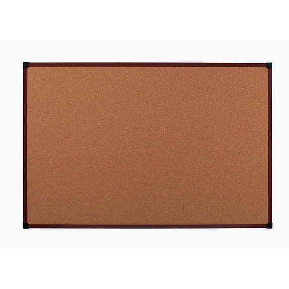 Office Depot Outlet Brand Framed Cork Board, 72