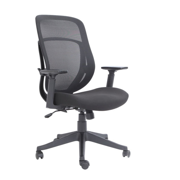Copley Executive High-Back Ergonomic Mesh Chair, 44
