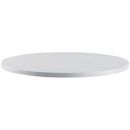 (Scratch & Dent) Safco RSVP Table Top, Round, Gray