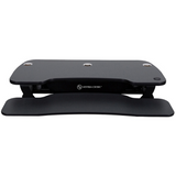 (Scratch & Dent) VersaDesk Power Pro Sit-To-Stand Height-Adjustable Electric Desk Riser, Black Item # 850530