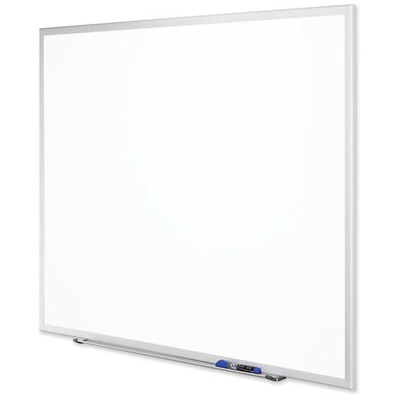 (Scratch & Dent) Quartet Dry-Erase Board With Anodized Aluminum Frame, 36