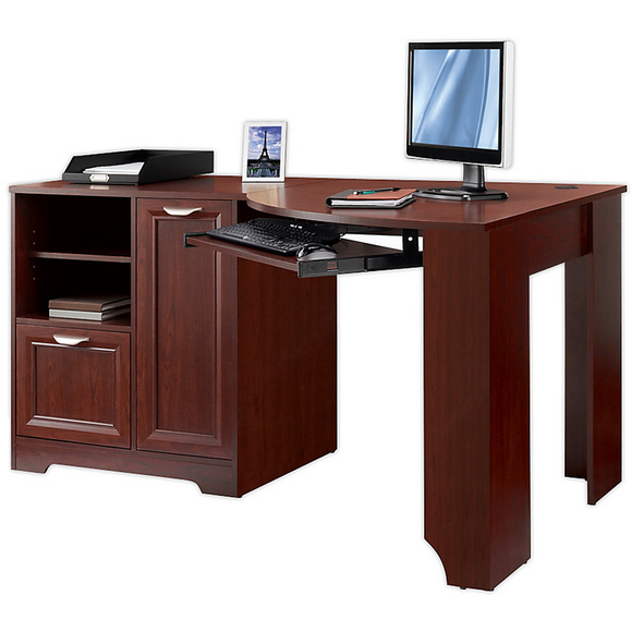 Realspace Outlet Magellan Collection Corner Desk, 30