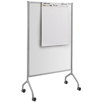 (Scratch & Dent) Safco Outlet Impromptu Magnetic Whiteboard Screens, 72